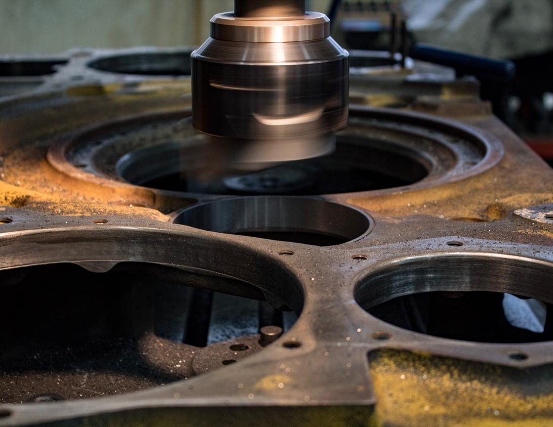 Machining & Fabrication