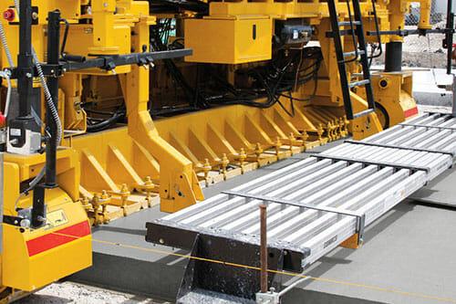 Concrete Slipform Paver